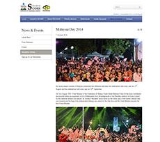Newsletter for SCORE Sarawak