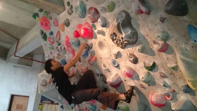 stu climb