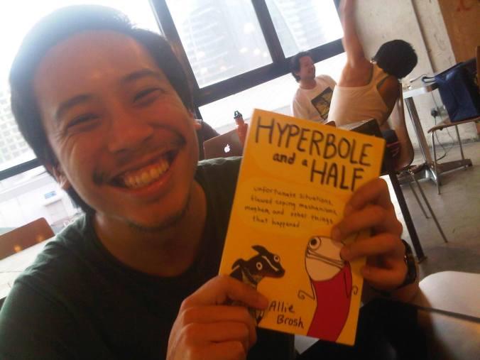 Hyperbole book