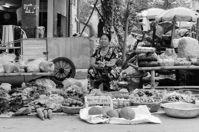 Market lady
