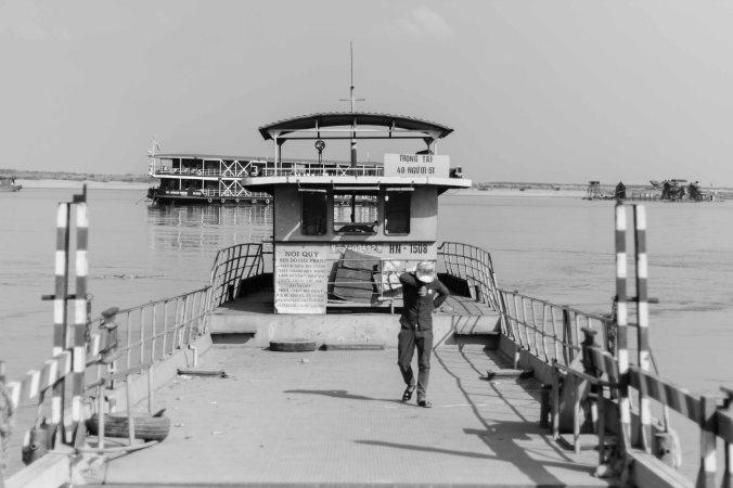 Ferry ride