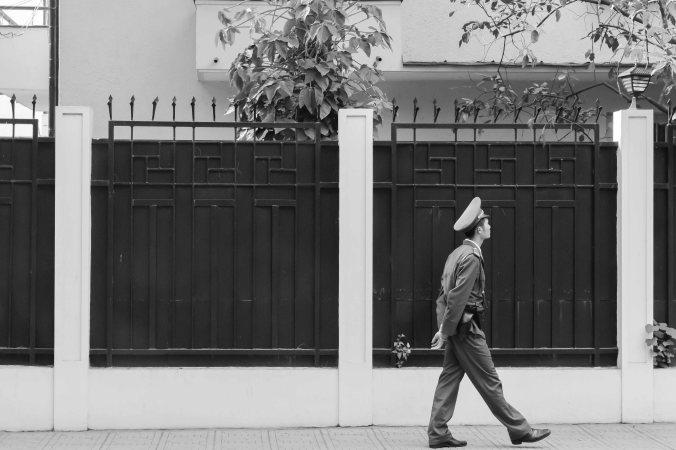 Sentry Ho Chi Minh