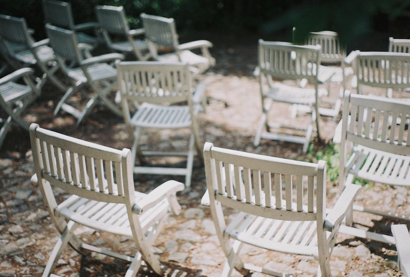 Writing For Living Chairs - Yangfan Gan