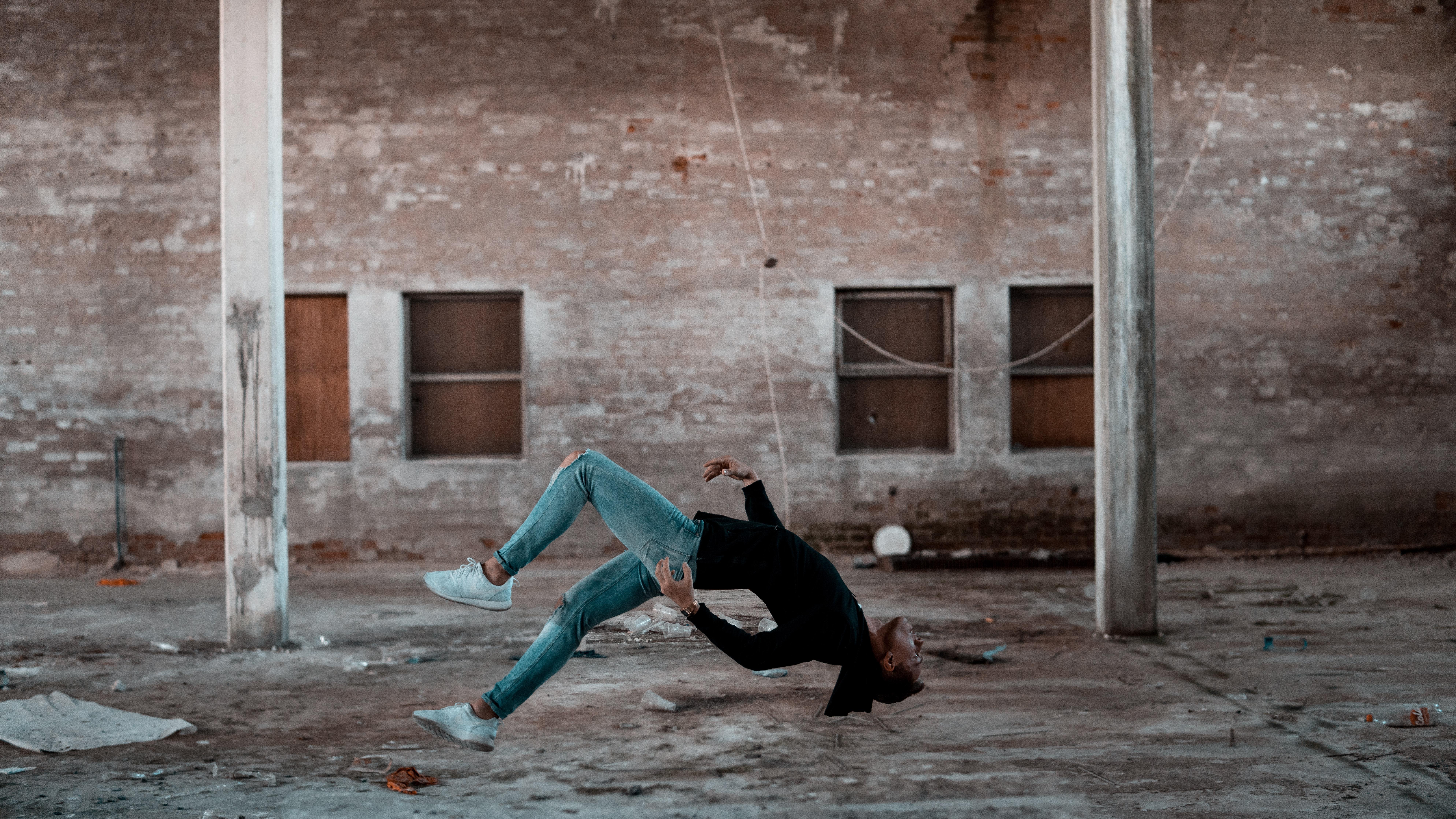 Mistake Falling - John Fornander