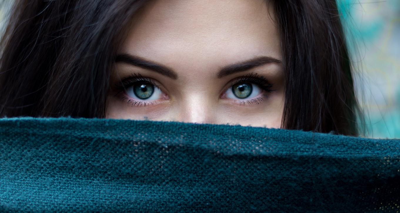 Eyes Only Eyes - Alexandru Zdrobau