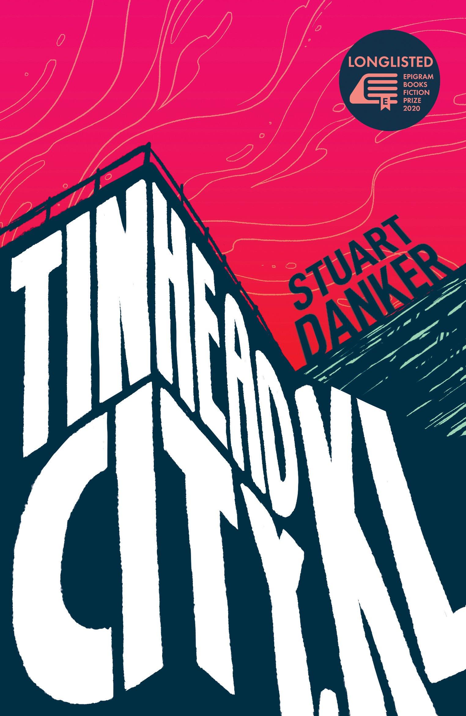 Cover for Stuart Danker's book titled Tinhead City KL
