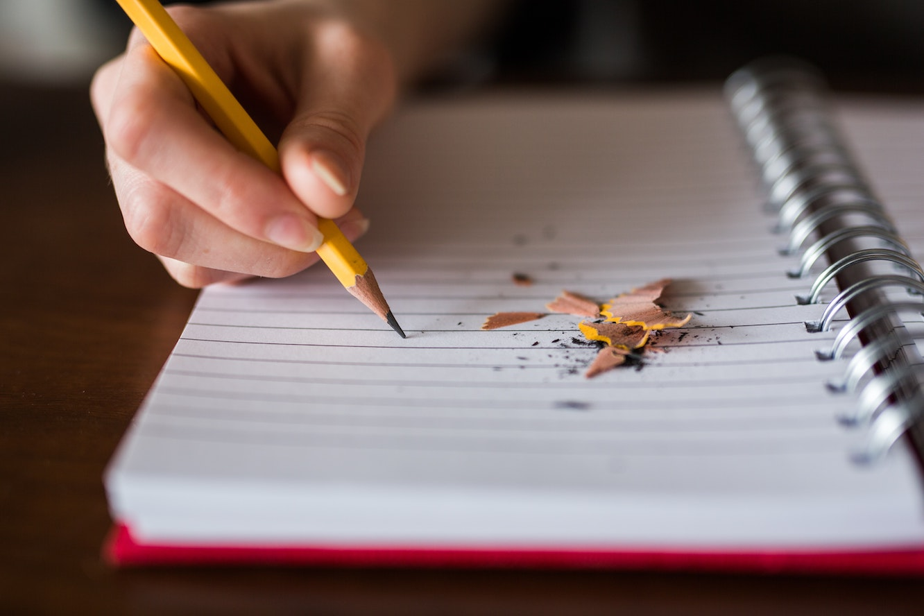 Writer's Block Pencil - Thought Catalog